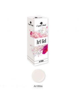 Art Gel - White