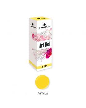 Art Gel - Yellow