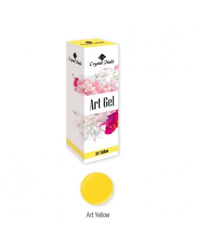 Art Gel - Yellow