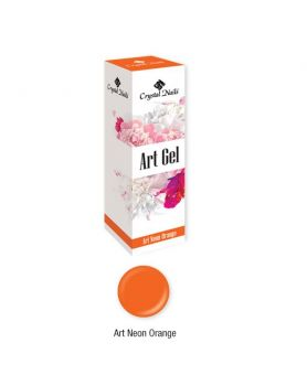 Art Gel - Neon Orange