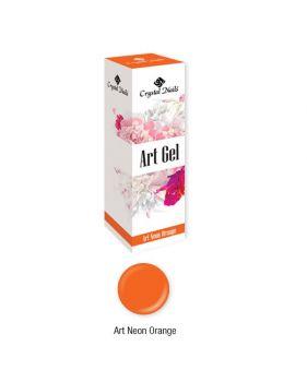 Art Gel - Neon Orange
