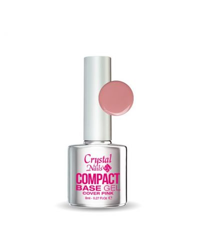 Compact Base Gel Cover Pink (8ml)