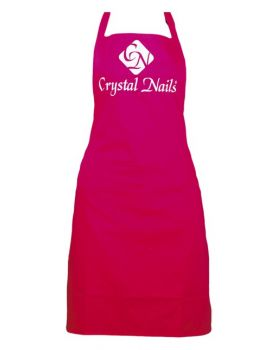 Apron (Pink Colour)