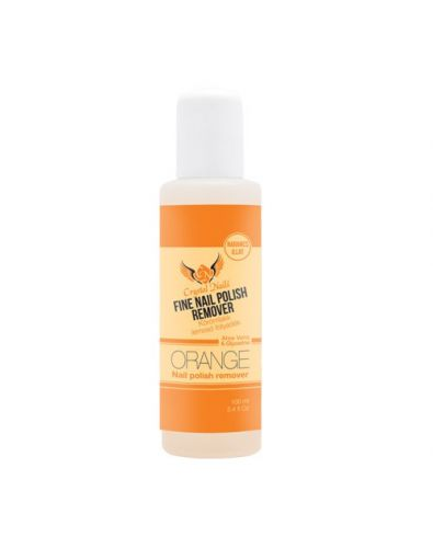 Nail Polish Remover - Orange Fragrance (100ml)