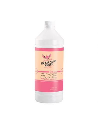 Nail Polish Remover - Rose Fragrance (1000ml)