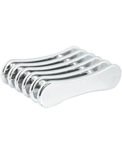 Brush Holder (Table, Silver)