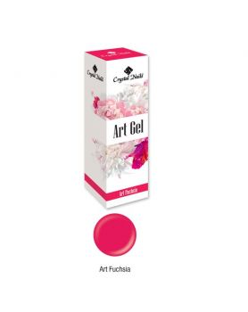 Art Gel - Fuchsia