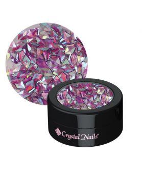 Decor Glitter 3D Violet