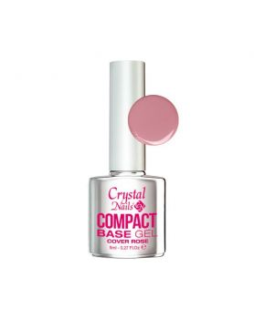 Compact Base Gel Cover Rose (8ml)