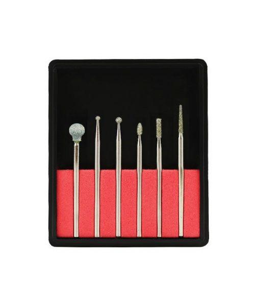 Dry Manicure Drill Bit kit