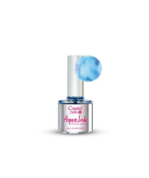 AquaInk Crystal Drops - 5 blue