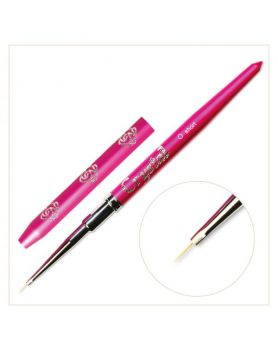 0 short Nail Art Brush