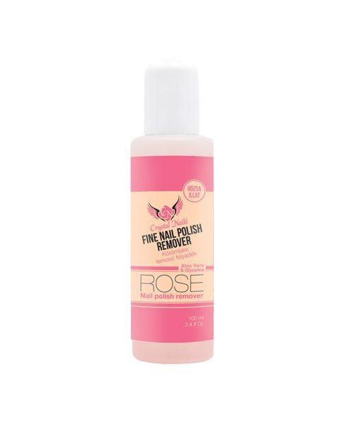 Nail Polish Remover - Rose Fragrance (100ml)