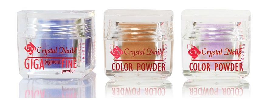 Acrylic Colour Powders