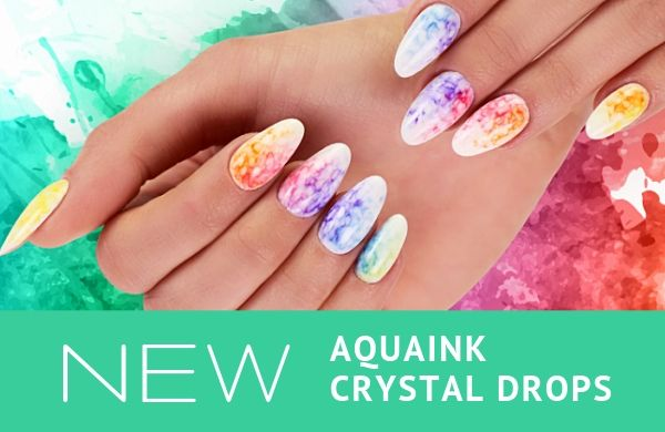 AquaInk Crystal Drops