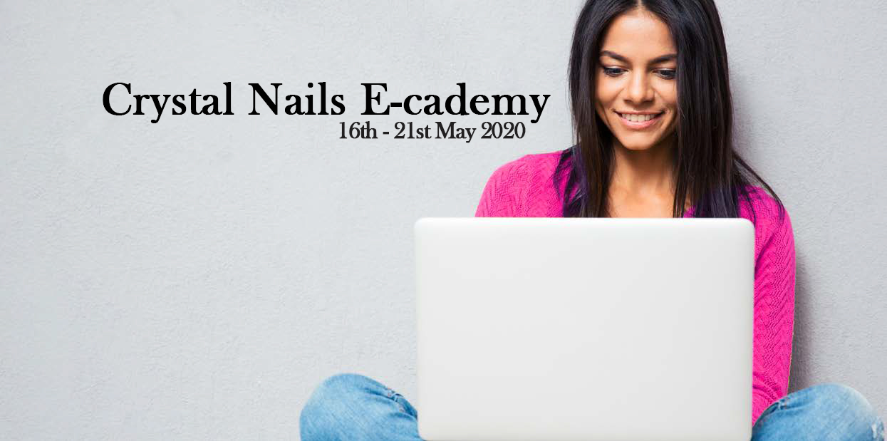 Crystal Nails E-cademy Online Course