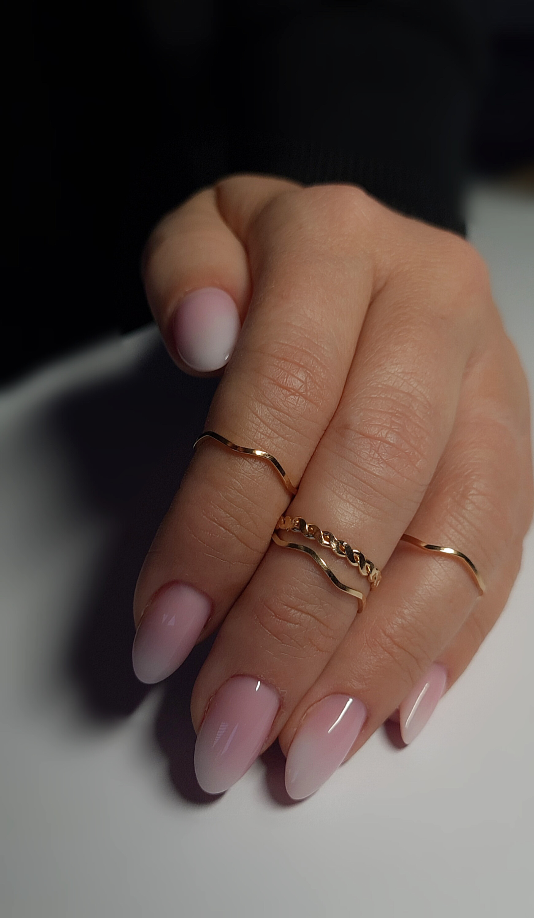 Step by Step Baby Boomers & Tips on Creating the Perfect French Mani